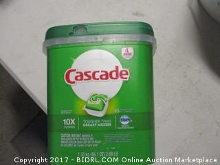 Cascade Dishwasher Soap