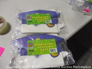 Children's Graduation Hats