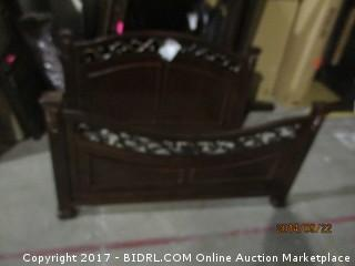 Signature  Queen Headboard/Footboard No Rails Please Preview