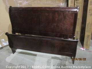 Signature Headboard/Footboard  Please Preview