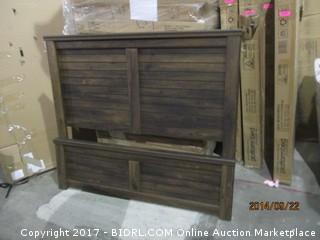 Queen  Headboard/Footboard Please Preview