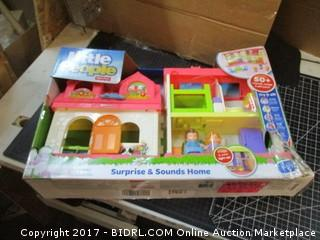 Fisher Price Little People Please Preview