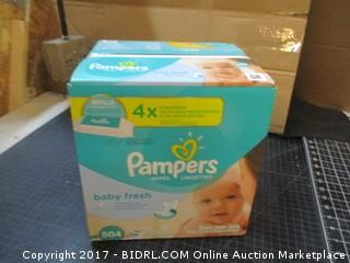 Pampers Please Preview