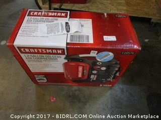 Craftsman Air Compressor Please Preview