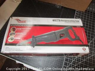 Corded Reciprocating Saw Please Preview