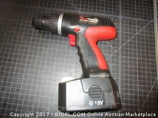 Cordless Drill Please Preview