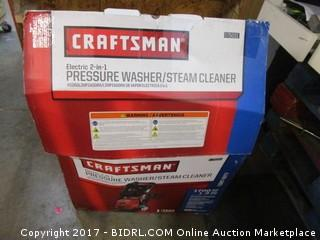 Craftsman Pressure Washer/Steam Cleaner Please Preview