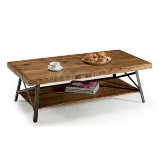 Emerald Home T100-0 Chandler Cocktail Table, Wood (Retail $176.00) - ACCESSORIES NOT INCLUDED