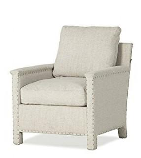 Flamant Siena Armchair, Natural Cross Weave (Retail $513.00)
