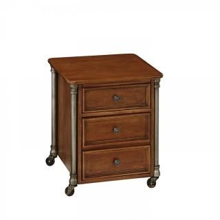 Home Styles Orleans Mobile File (Retail $191.00)
