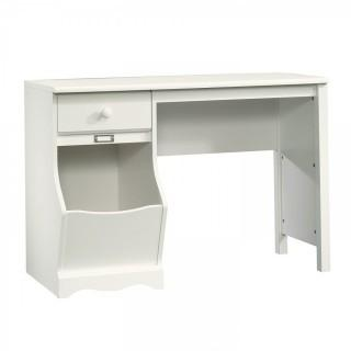 Sauder Pogo Desk for Children, Soft White Finish (Retail $107.00)