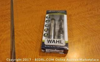 Wahl Lighted Detailer Please Preview