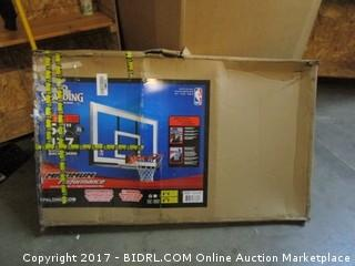 Spalding Backboard Please Preview