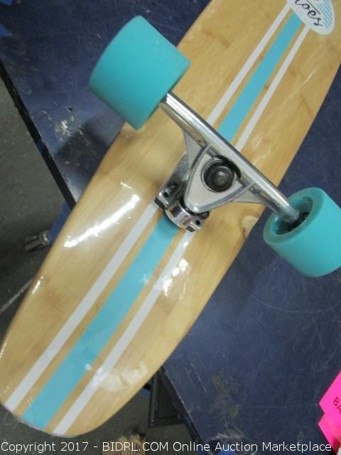 Click on any picture to see a larger image. Ten Toes Board Emporium Ten  Toes Zed Bamboo Skateboard Cruiser Longboard 5a2b676ca06