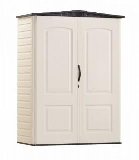 Rubbermaid Plastic Small Outdoor Storage Shed, 53-Cubic Feet (Retail $317.00)