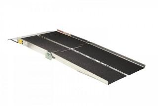 Prairie View Industries UTW830 Portable Multi-fold Ramp with Extended Lip (Retail $459.00)