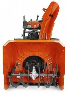 Husqvarna ST224P - 24-Inch 208cc Two Stage Electric Start with Power Steering Snowthrower (Retail $1,048.00) - possible damage