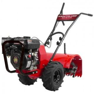 Southland SRTT196E Rear Tine Tiller with 196cc, 4 Cycle, 9.6 foot-pound, OHV Engine (Retail $599.00)