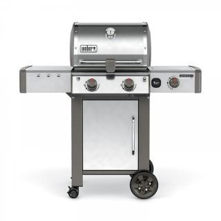 Weber 65004001 Genesis II LX S-240 Natural Gas Grill, Stainless Steel (Retail $999.00)