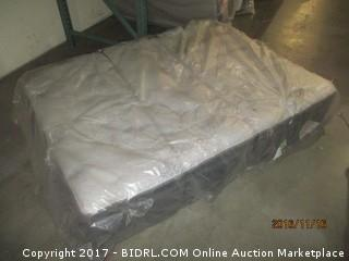 Queen Beauty Rest Mattress MSRP $2000.00 Please Preview