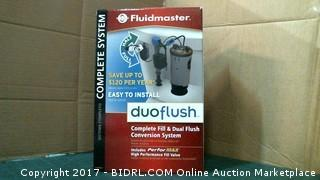 Fluidmaster Duo flush please preview