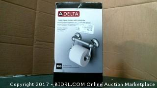 Delta Toillet Paper Holder with assist bar Please Preview