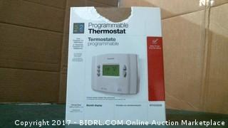 Programmable Thermostat Please Preview
