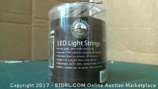 LED Light String Please Preview