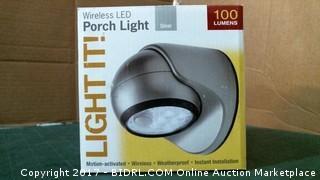 Porch Light Please Preview