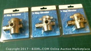 3-Way Diverters Please Preview