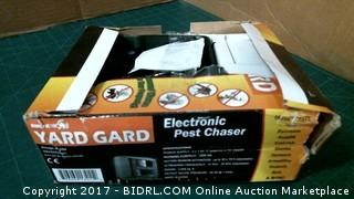 Yard Guard  Electronic Pest Chaser Please Preview