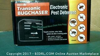 Electronic Pest Deterrent Please Preview