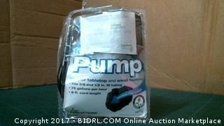 Fountain Pump Please Preview