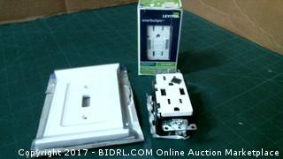 Outlets and Wall Plate Please Preview