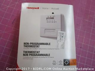 Honeywell Thermostat Please Preview