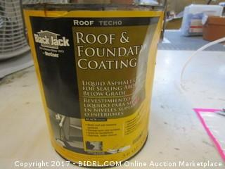 Roof & Foundation Coating Please Preview