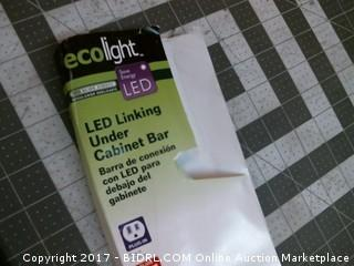 Led Linking under Cabinet Bar Please Preview