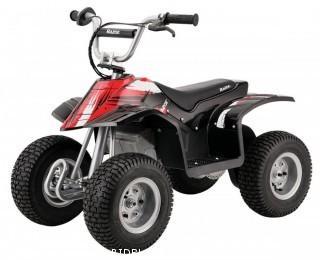 Razor Dirt Quad - Black (Retail $374.00)