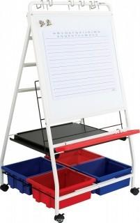 Best-Rite -Deluxe Teacher's Learning Center Easel (Retail $249.00)
