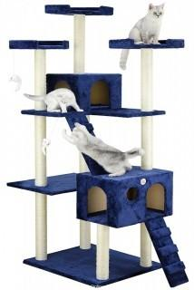 Go Pet Club Cat Tree - 72 in. (Retail $81.00)