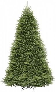 National Tree 12 Foot Dunhill Fir Tree, Hinged (Retail $623.00)