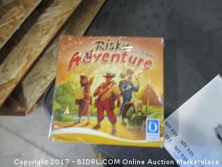 Risky Adventure Game