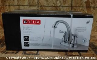 Delta Lewiston Faucet