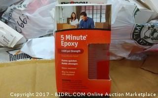 devcon 5 Minute Epoxy