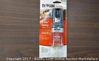 Devcon Home 2 Ton Epoxy