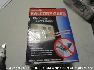 Bird Chaser