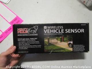 Vehicle Motion Sensor