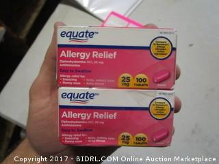 Allergy Medication
