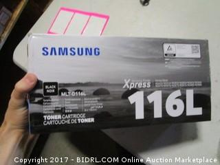 Ink Cartridge - Samsung Factory Sealed