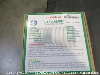 Hongdak 3D Filament